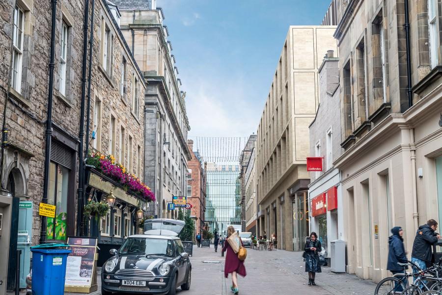 64 Princes Street Edinburgh